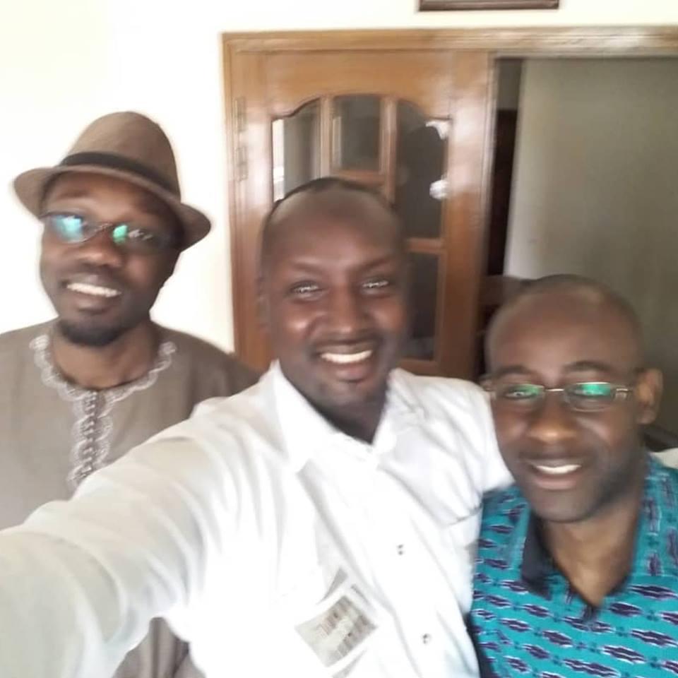 capitaine dieye, Ousmane Sonko, Photos, politique, Sénégal
