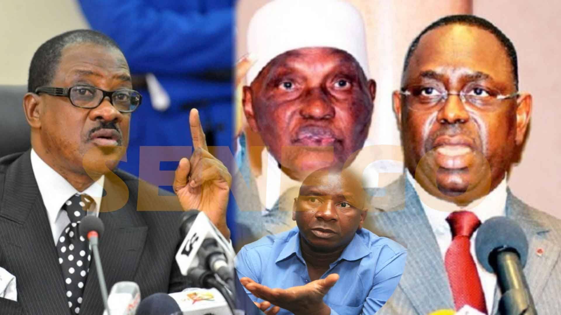 Abdoulaye Wade, complotaient, madické niang, Président Macky Sall