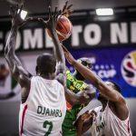 Basket, basket sénégal, éliminatoire mondial 2019, Lions du Sénégal