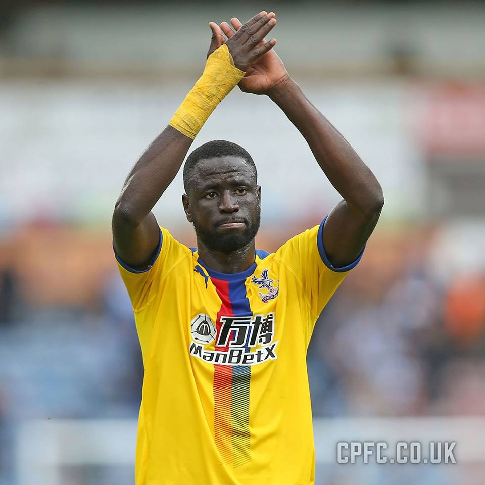 Capitaine, Cheikhou Kouyaté, Crystal Palace