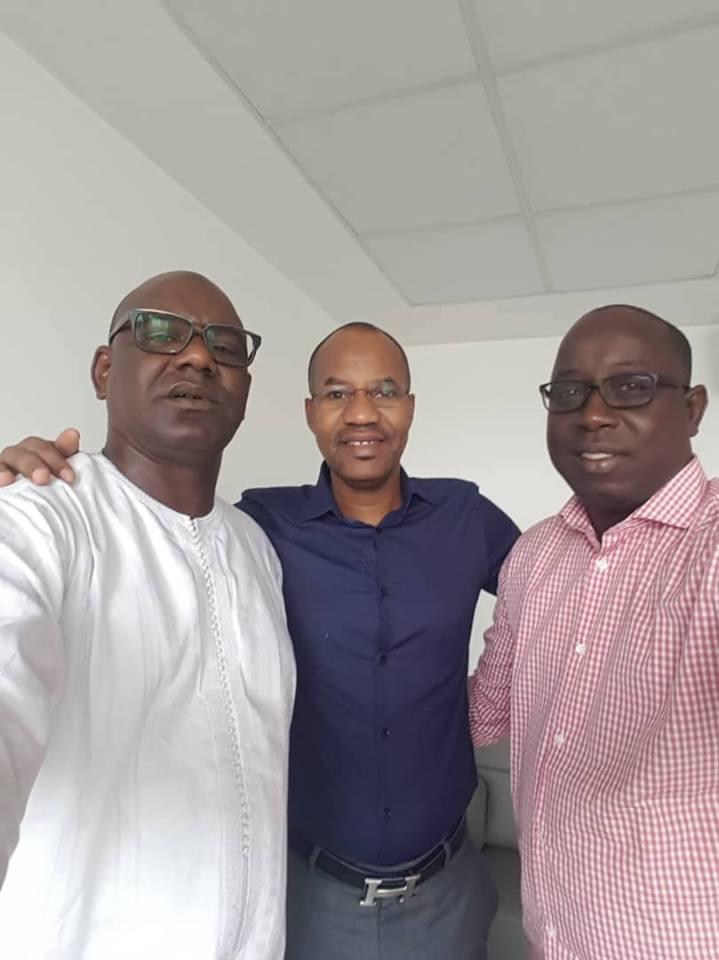 Alassane Samba Diop, Mamoudou Ibra Kane, Radio
