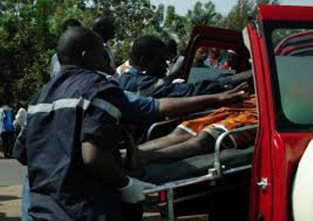 2 morts, Louga, trois blessés