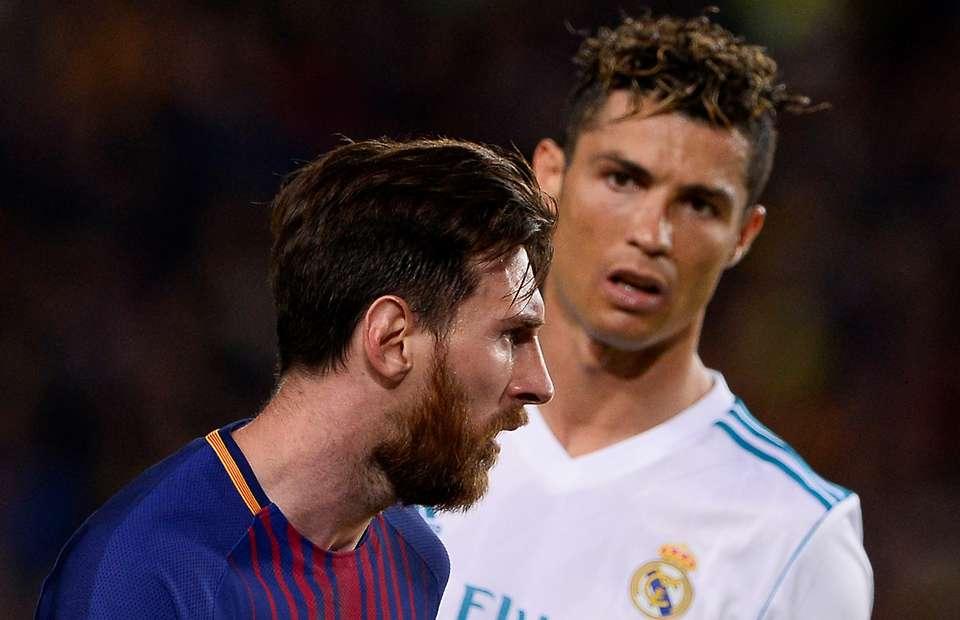 FIFA 19, Messi, ronaldo