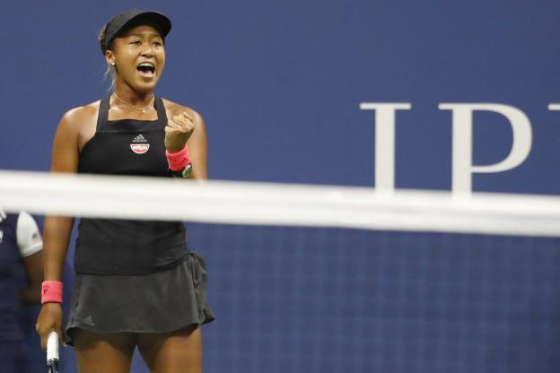 Naomi Osaka, Serena Williams, US Open