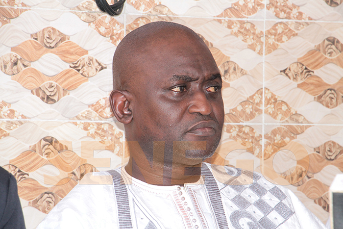 Abdoulaye Mamadou Guissé, Ousmane Sonko