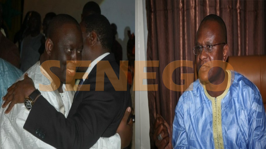 Aliou Sall, cojer guédiawaye, Lat Diop, Macky Sall, tension palais république
