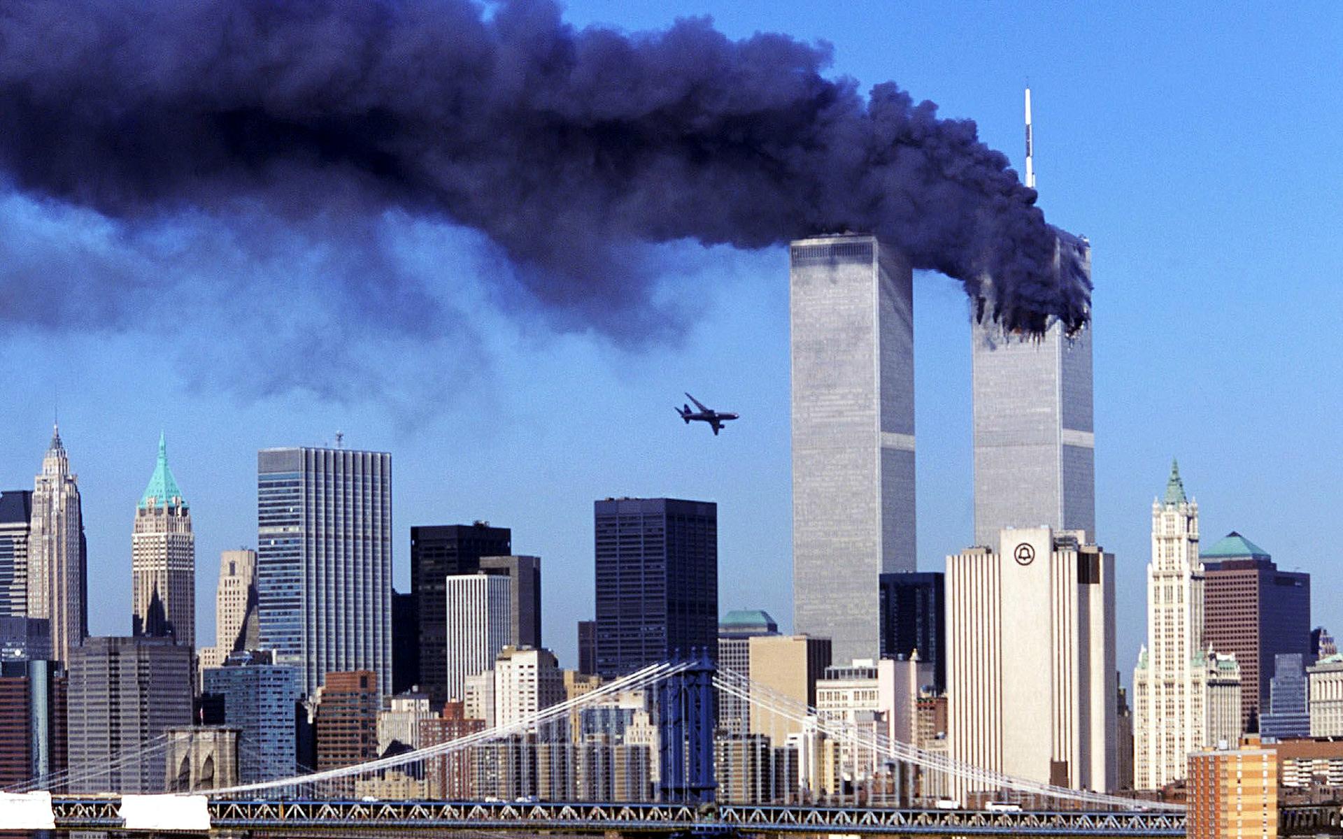 11 septembre, 17 ans, L'Amérique, l'attentat