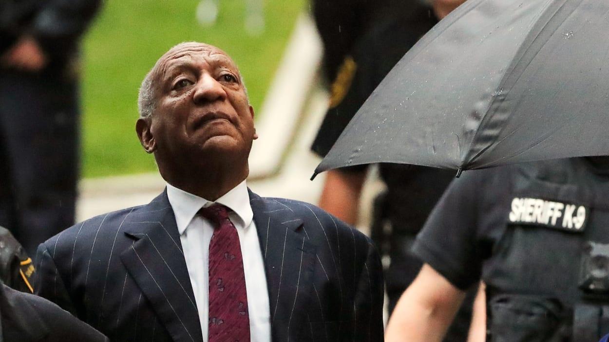 Bill Cosby écope de trois à dix ans de prison