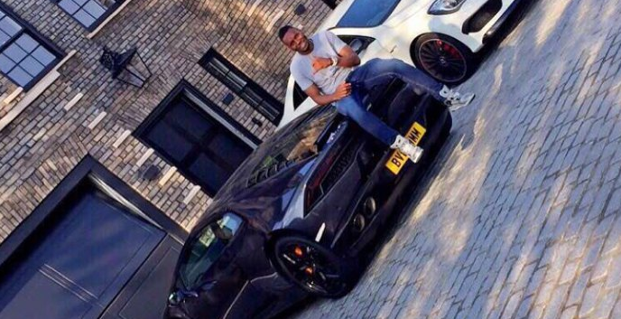 Diafra Sakho, Lamborghini, Premier league, West Ham