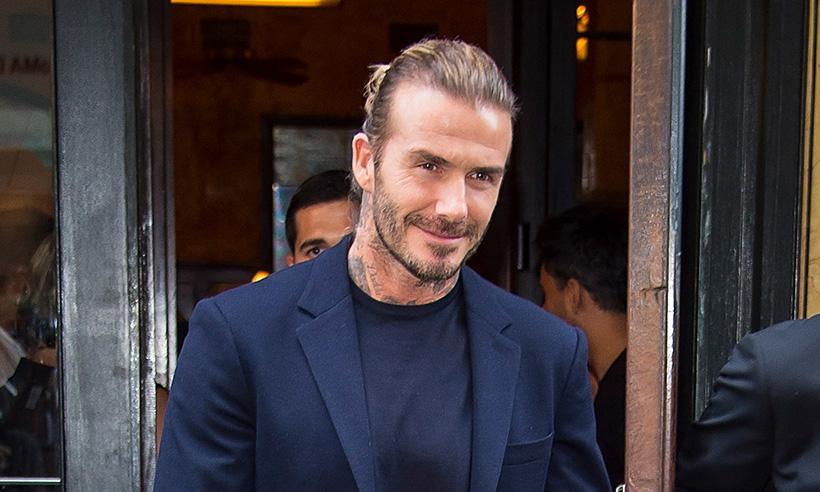 Beckham, Miami, rêve d'attirer Ronaldo
