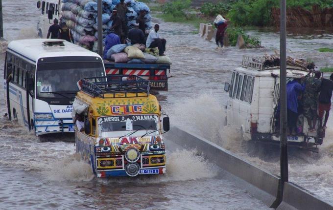 24 heures, avertie, Dakar, inondation, Météo, prochaines
