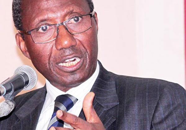 Me Doudou Ndoye, médiateur de la République, révocation