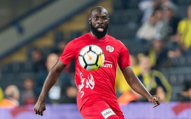 Antalyaspor, selection, Souleymane Doukara