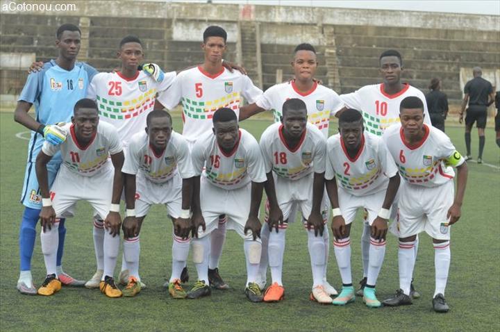 10 footballeurs, Bénin