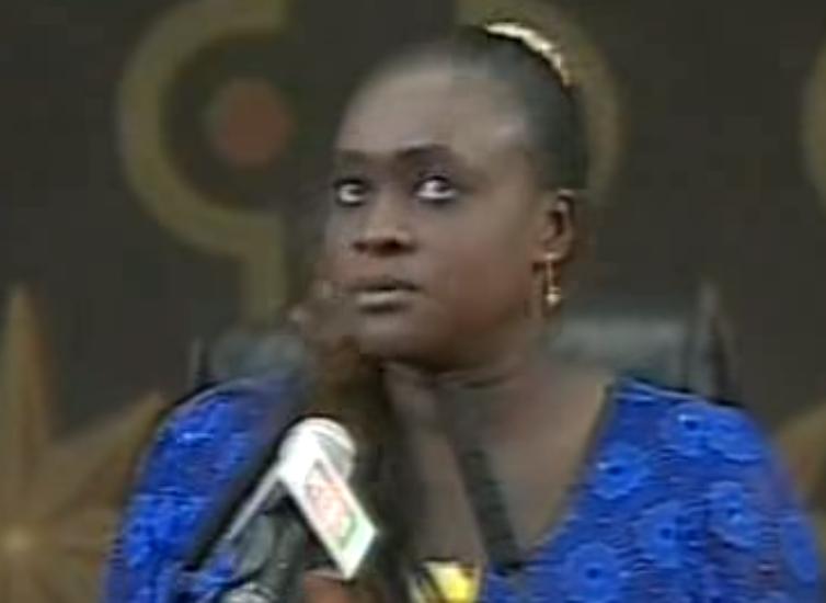 Fatou Thiam, Macky Sall