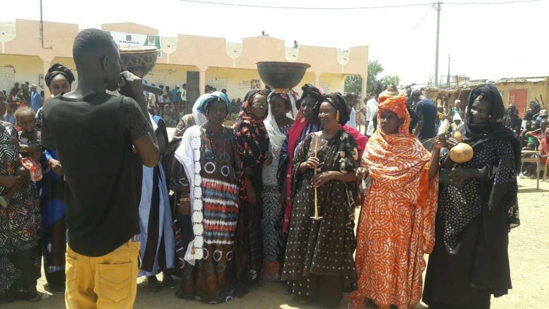 Cheikh Moussa Camara, ganguel soulé, Photos