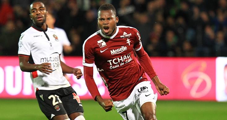 Charbonnier, Habib Diallo, Ligue 2, Metz