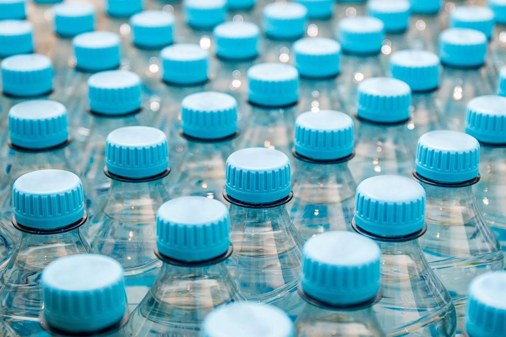 arrêté, Boire, bouteille, eau