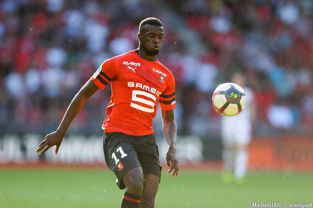 Ligue 1, Mbaye Niang, Rennes