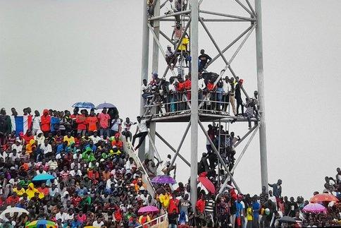 afrique, Algérie, Caf, Can2019, gambie