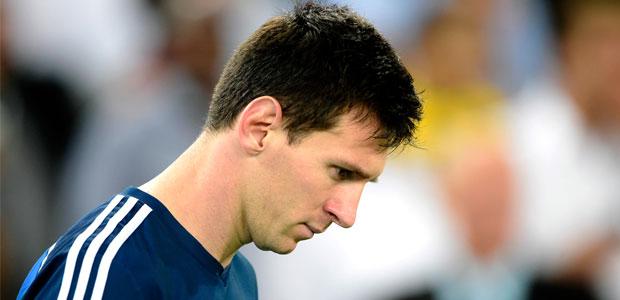 """Ce club, malgré un essai """"incroyable"""", rejeté Messi"""