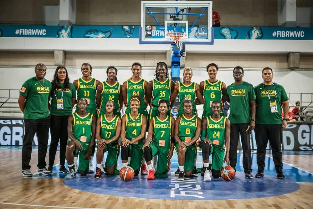 Coupe du monde de basket les lionnes du s n gal class es 12e - Coupe du monde de basket ...