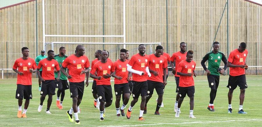 Can 2019, foot, Lions, Lions du Sénégal, madagascar/sénégal, Sénégal