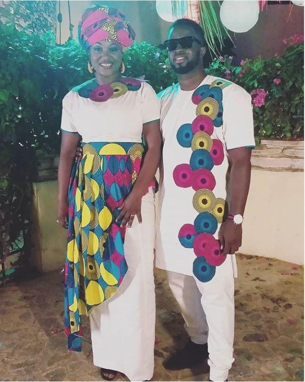 Couple Maabo, pas, revnient