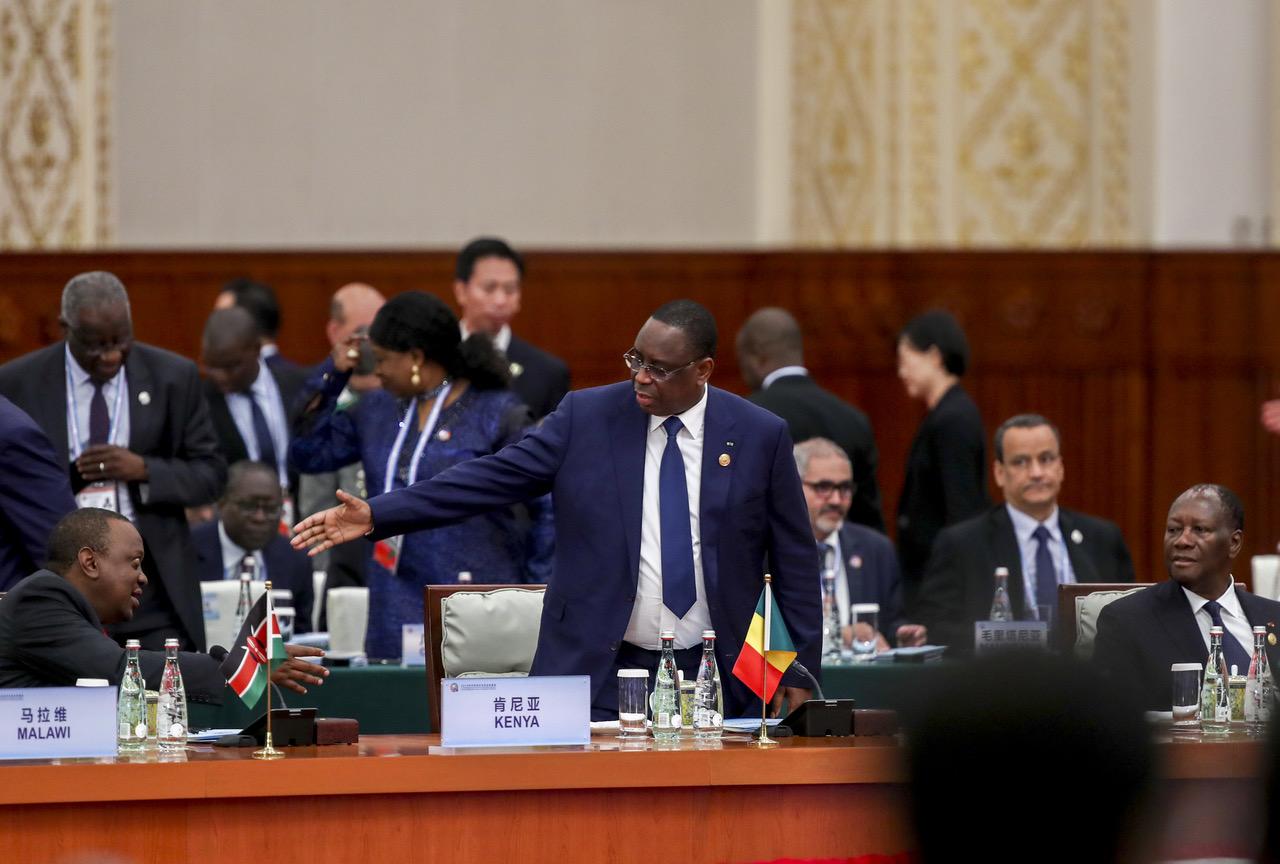 cooperation, Macky Sall, sommet forum sur la coopération sino-africain, Xi jinping