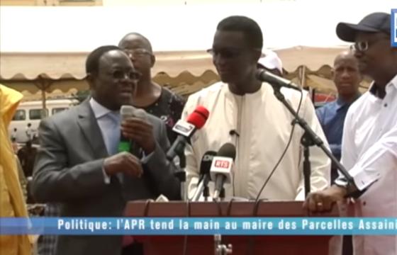 Macky Sall, Mbaye Ndiaye, Moussa Sy, Rejoindre