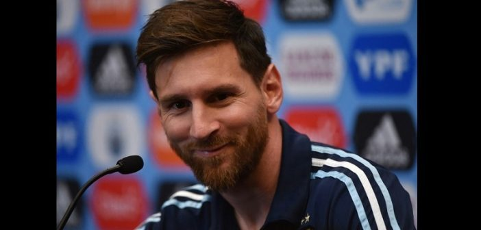 Améliorer, Lionel Messi