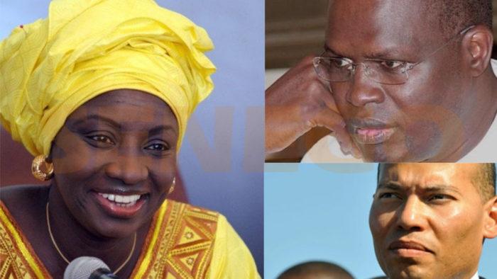 Khalifa et Karim, Mimi Touré, ont joué avec l'argent public, perdu