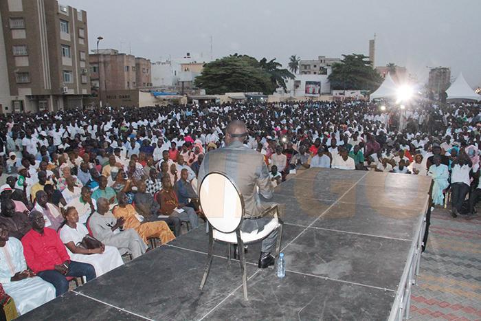 livre-programme, Obélisque, Ousmane Sonko, place de la nation