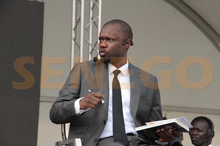 Aly Ngouille Ndiaye, aly ngouille sarr, ministre intérieur, Ousmane Sonko