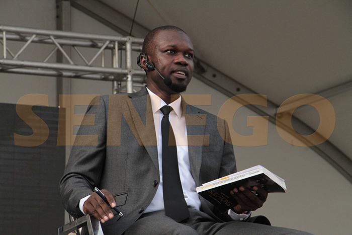 candidat, Ousmane Sonko, Présidentielle 2019