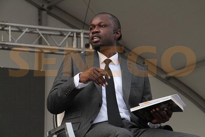 élections, Ousmane Sonko, Présidentielle