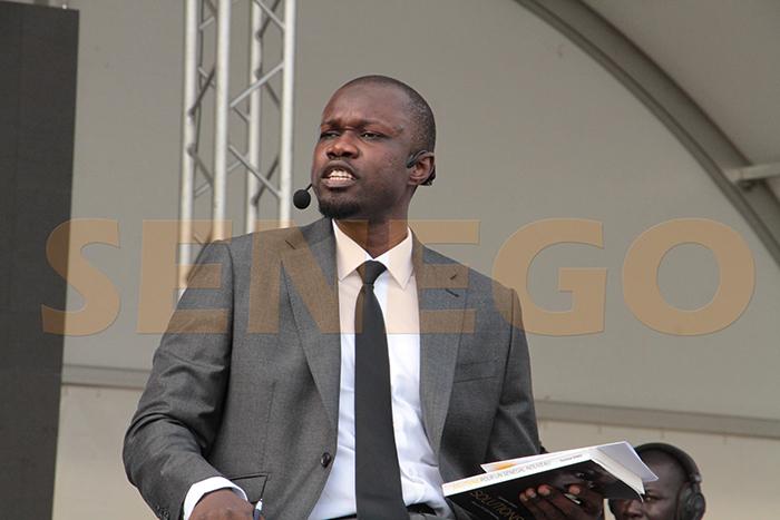 Election, Macky Sall, Ousmane Sonko