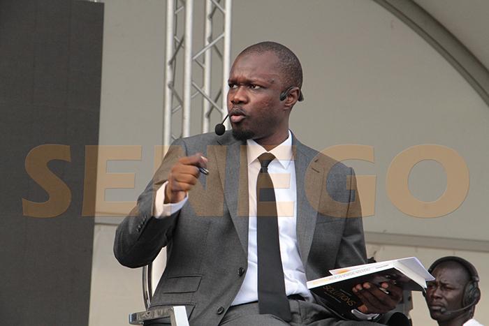 Ousmane Sonko, politique, Sénégal