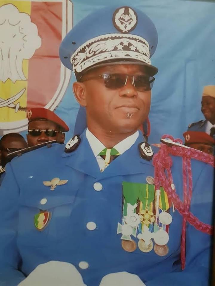 Direction générale, Installation, Ousmane SY, Police