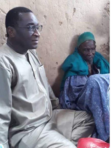 Candidature, Mamadou Racine Sy, parrainage, Présidentielle 2019