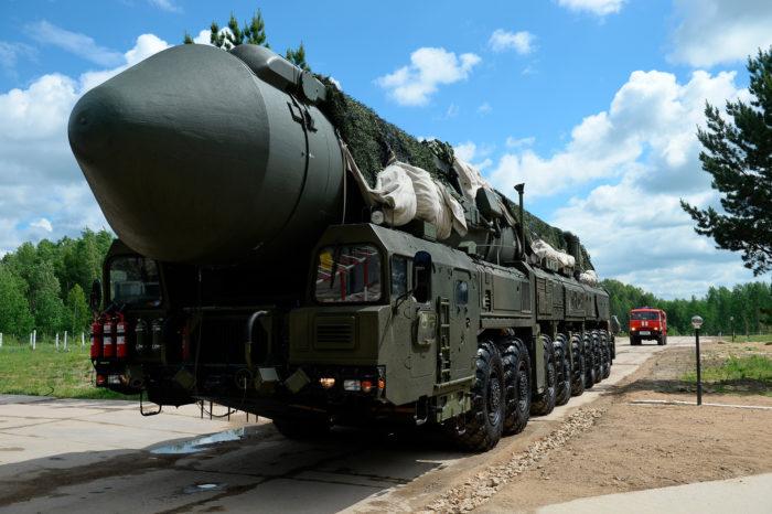 la preuve, militaire, peut faire basculer, Poutine et l'arsenal, une demie journée