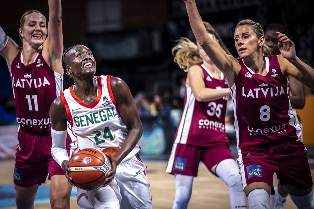 Basket le s n gal d croche sa premi re victoire en coupe du monde - Coupe du monde de basket ...