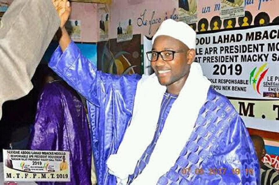 cheikh abdou lahad mbacké ndoulo, lac de guiers, Macky Sall, Serigne Moustapha Sy
