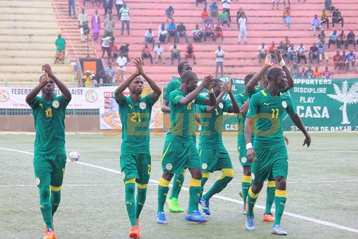 Cap Vert, finale, Sénégal, Tournoi UFOA