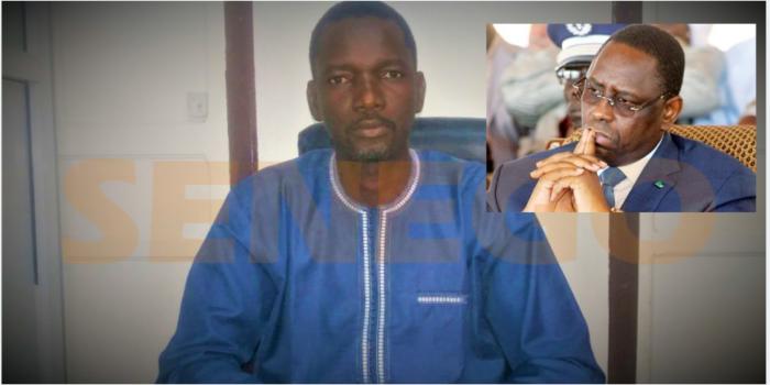 Kaffrine, le Président Macky Sall, Même oublié, Talla Cissé