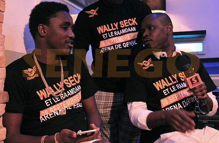 baba hamdy, Le'ttre ouverte, musique, people, Wally seck