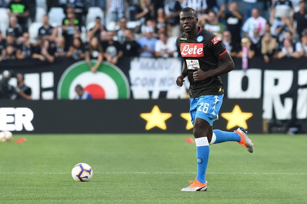 Juventus, koulibaly, Serie A