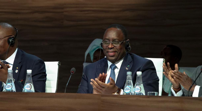 joj 2022, Macky Sall, Sénégal
