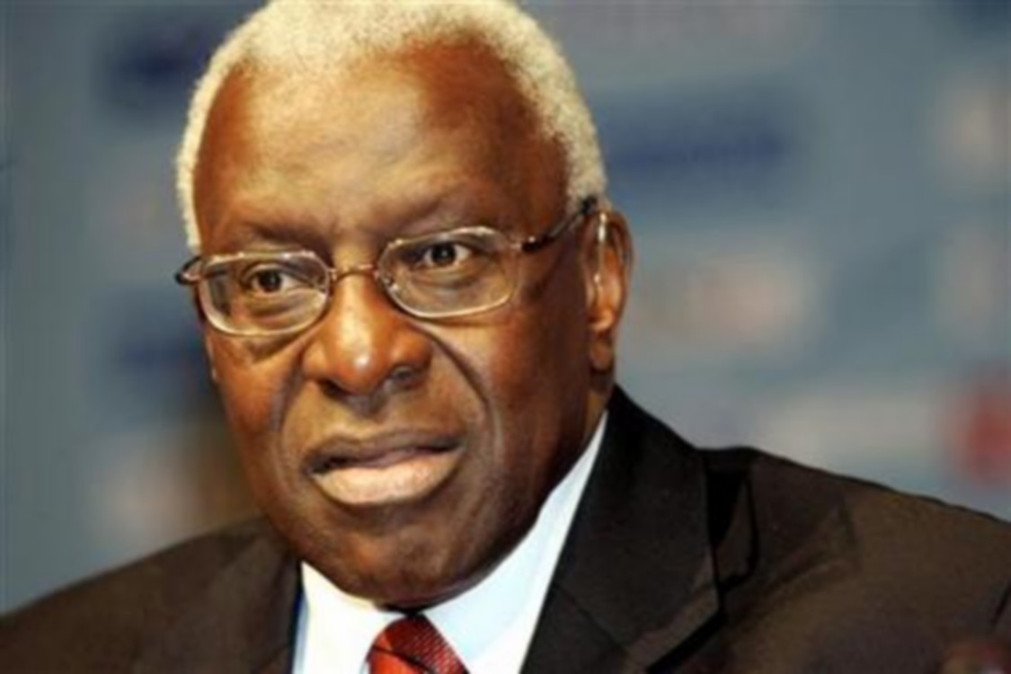 charge, Justice, Lamine Diack