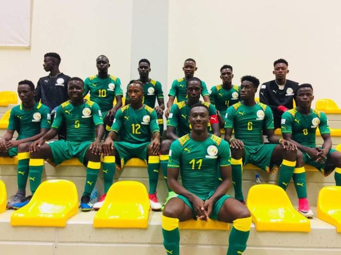 inde, Mondial U21-mini-foot, Sénégal